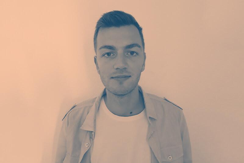 Miran Arnaut Digital Product Designer und Frontend Entwickler